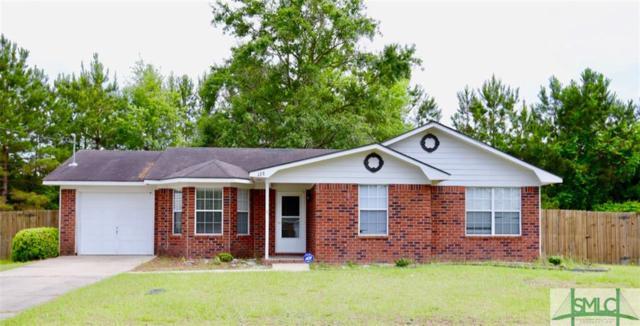 128 W Kenny Drive, Hinesville, GA 31313 (MLS #206974) :: Karyn Thomas