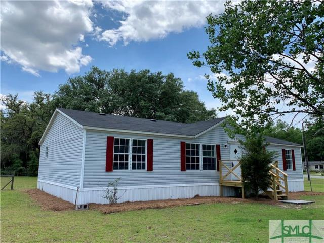 167 Bluff Drive, Eden, GA 31307 (MLS #207002) :: The Randy Bocook Real Estate Team