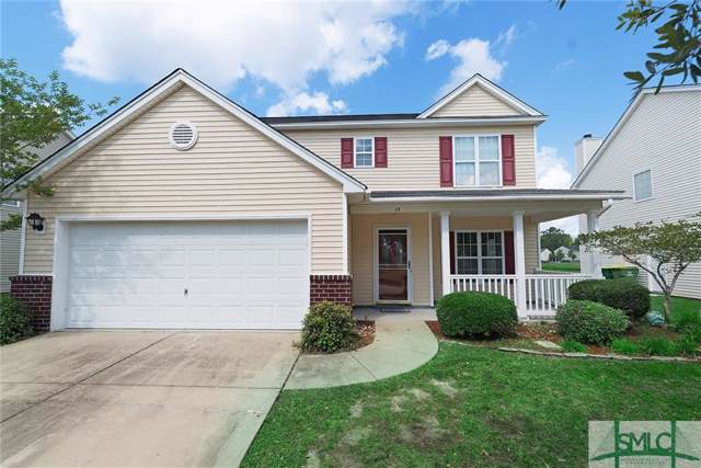 15 Briarcliff Way, Pooler, GA 31322 (MLS #207013) :: The Sheila Doney Team