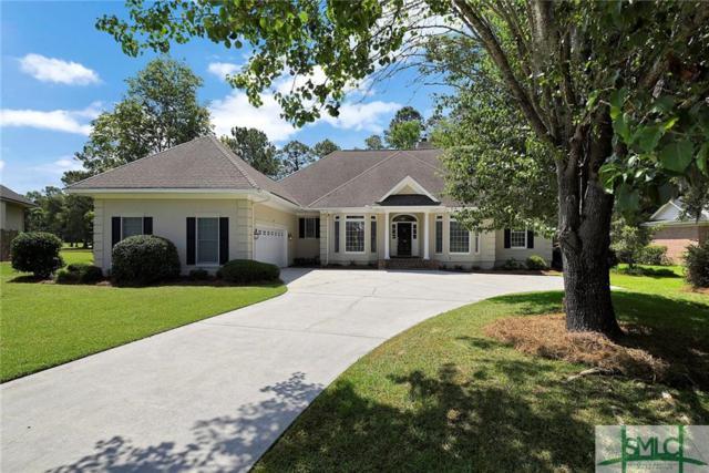 10 Amberwood Drive, Savannah, GA 31405 (MLS #207055) :: Teresa Cowart Team