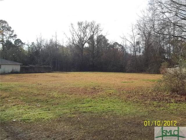 4419 Old Louisville Road, Garden City, GA 31408 (MLS #207061) :: The Randy Bocook Real Estate Team