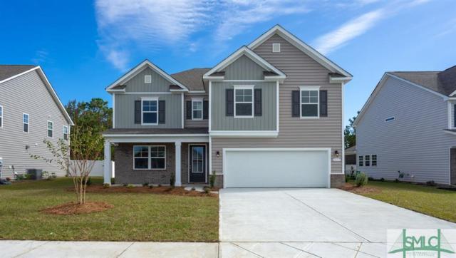 110 Saddle Street S, Savannah, GA 31407 (MLS #207079) :: The Randy Bocook Real Estate Team