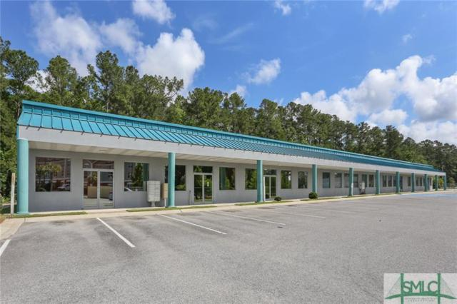 740 E General Stewart Way, Hinesville, GA 31313 (MLS #207099) :: Karyn Thomas