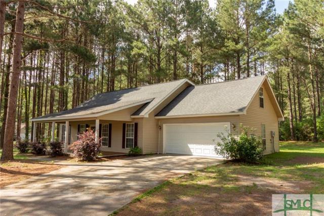 1412 Lilac Lane, Brooklet, GA 30415 (MLS #207105) :: Keller Williams Coastal Area Partners