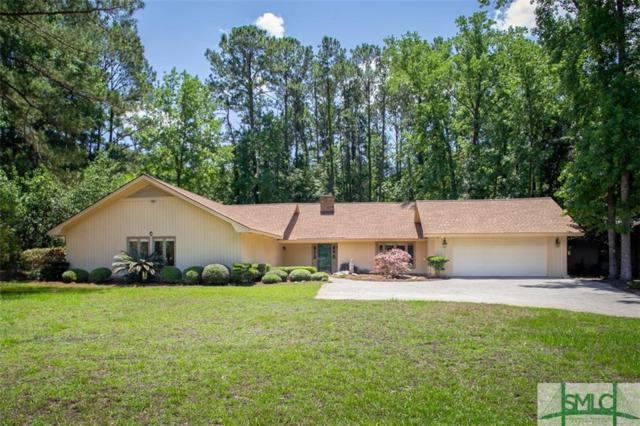 14 Hemingway Circle, Savannah, GA 31411 (MLS #207110) :: McIntosh Realty Team