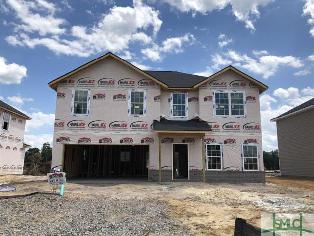 362 Alcott Circle, Hinesville, GA 31313 (MLS #207113) :: Karyn Thomas
