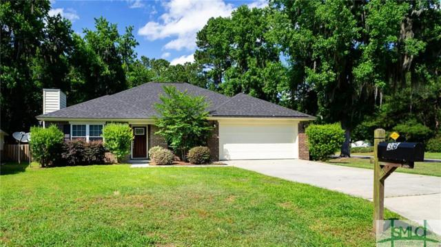38 Saint Ives Drive, Savannah, GA 31419 (MLS #207122) :: Teresa Cowart Team