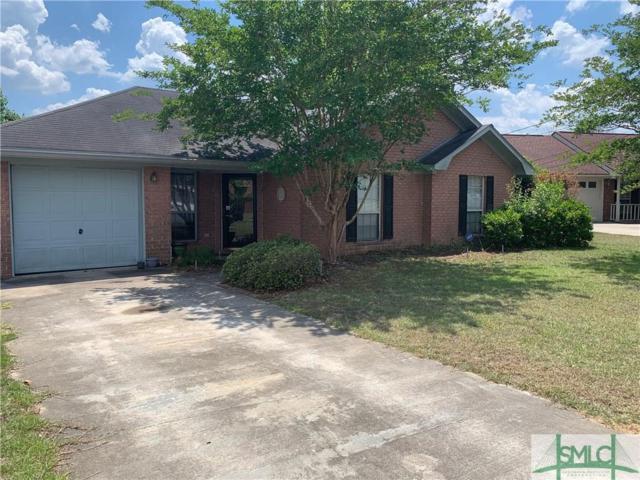 869 Birchwood Lane, Hinesville, GA 31313 (MLS #207124) :: Teresa Cowart Team