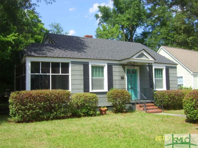 206 Columbus Drive, Savannah, GA 31405 (MLS #207146) :: Coastal Savannah Homes