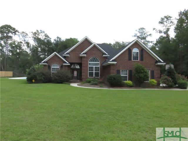373 Pleasant Acres Road, Springfield, GA 31329 (MLS #207147) :: The Sheila Doney Team