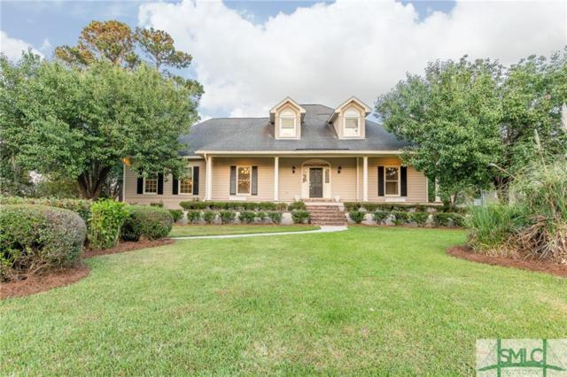 37 Herons Nest Road, Savannah, GA 31410 (MLS #207152) :: The Sheila Doney Team