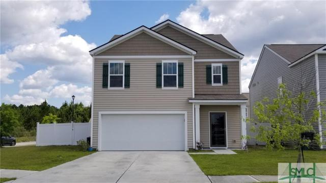 145 Davila Street, Hinesville, GA 31313 (MLS #207154) :: Keller Williams Realty-CAP