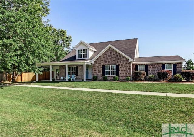 15 Harleigh Lane, Ellabell, GA 31308 (MLS #207163) :: Karyn Thomas
