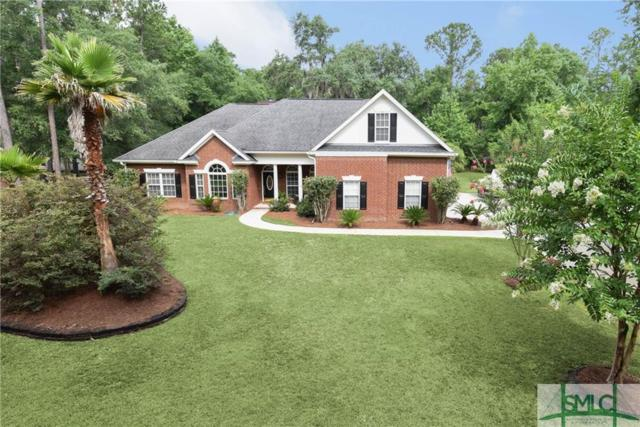 1620 Belle Island Road, Richmond Hill, GA 31324 (MLS #207165) :: Liza DiMarco