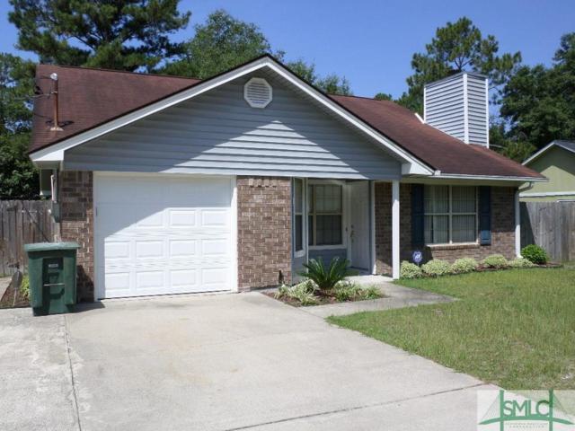 653 Honey Ridge Lane, Hinesville, GA 31313 (MLS #207167) :: Keller Williams Realty-CAP
