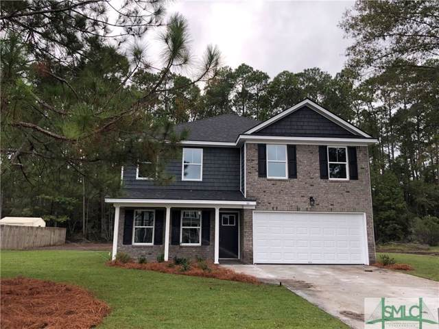 121 Meadowlands Drive, Rincon, GA 31326 (MLS #207182) :: The Sheila Doney Team