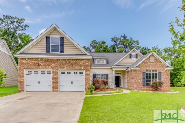 202 Carlisle Way, Savannah, GA 31419 (MLS #207184) :: The Randy Bocook Real Estate Team