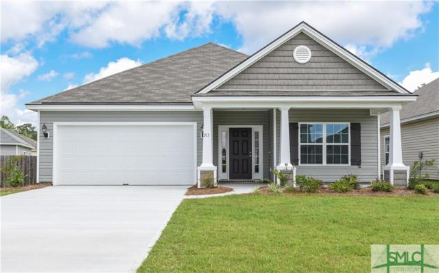 245 Hammock Drive, Richmond Hill, GA 31324 (MLS #207221) :: Teresa Cowart Team