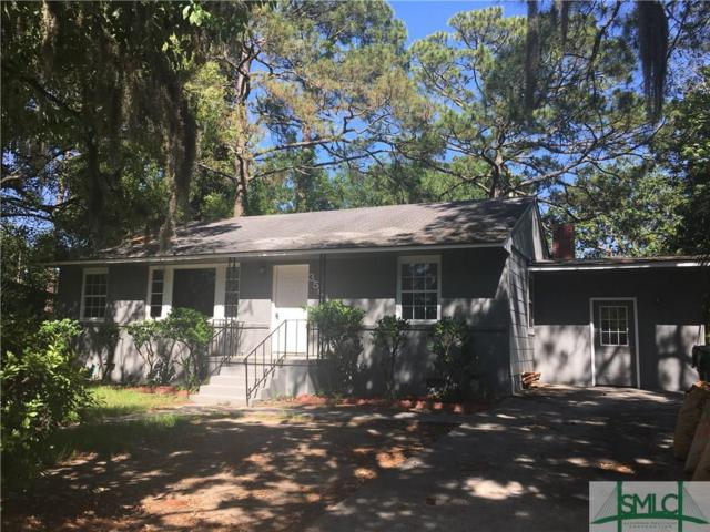 3504 Skidaway Road, Savannah, GA 31404 (MLS #207236) :: Karyn Thomas