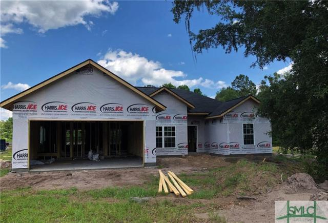 12 Molly Court, Allenhurst, GA 31301 (MLS #207269) :: Coastal Savannah Homes