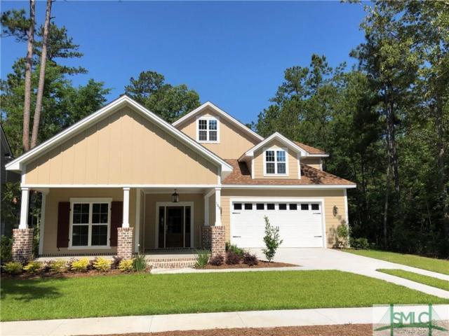 168 Ridgewood Park Drive S, Richmond Hill, GA 31324 (MLS #207278) :: Teresa Cowart Team