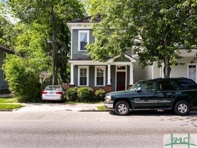 525 E Anderson Street, Savannah, GA 31401 (MLS #207310) :: McIntosh Realty Team