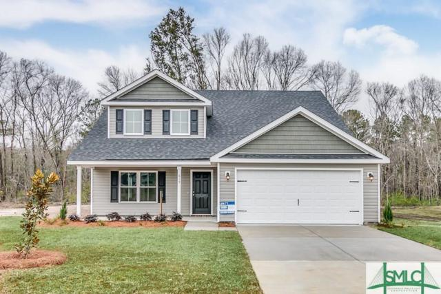 339 Westminister Drive, Guyton, GA 31312 (MLS #207350) :: The Randy Bocook Real Estate Team