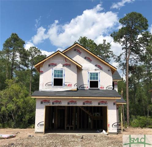 1247 Cypress Fall Circle, Hinesville, GA 31313 (MLS #207360) :: Coastal Savannah Homes