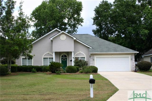 4 Yellow Warbler Court, Savannah, GA 31419 (MLS #207374) :: Keller Williams Realty-CAP