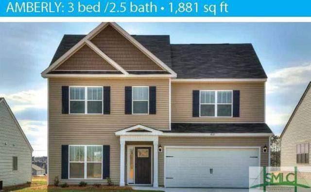 222 Timberlake Drive, Guyton, GA 31312 (MLS #207383) :: The Randy Bocook Real Estate Team