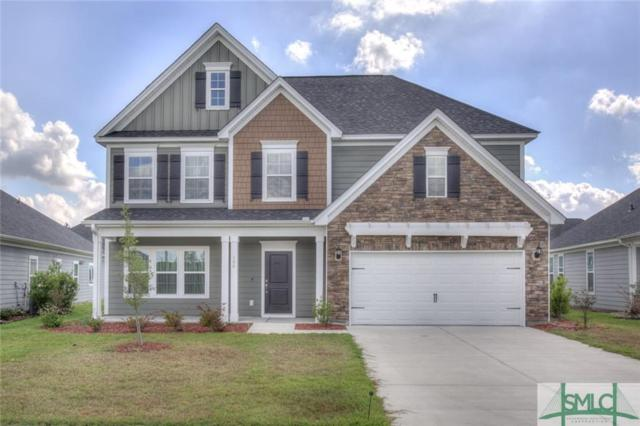 106 Rosamund Road, Pooler, GA 31322 (MLS #207388) :: Karyn Thomas