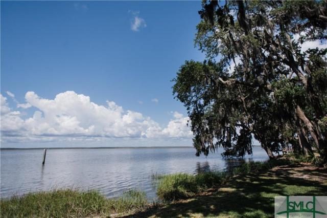 144 Schley Avenue, Savannah, GA 31419 (MLS #207390) :: Coastal Savannah Homes