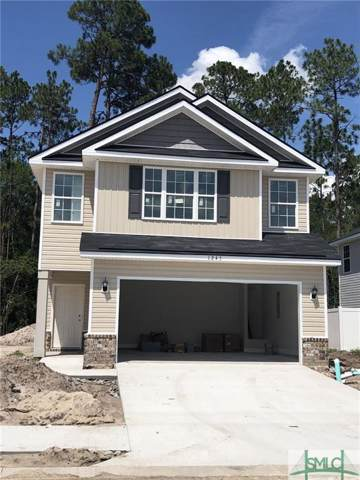 1245 Cypress Fall Circle, Hinesville, GA 31313 (MLS #207396) :: Coastal Savannah Homes