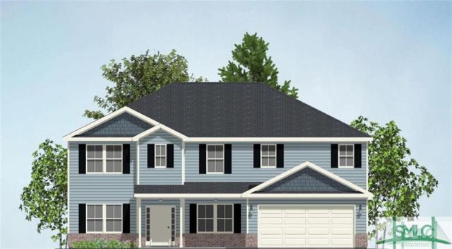 617 Bledsoe Drive, Guyton, GA 31312 (MLS #207400) :: The Randy Bocook Real Estate Team
