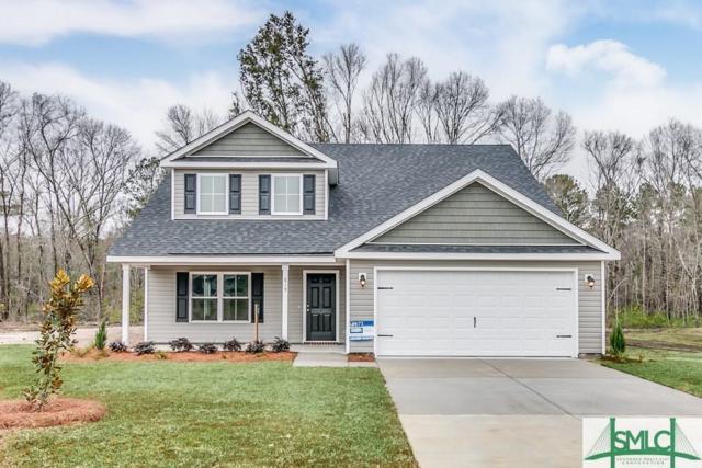 623 Bledsoe Drive, Guyton, GA 31312 (MLS #207404) :: The Randy Bocook Real Estate Team