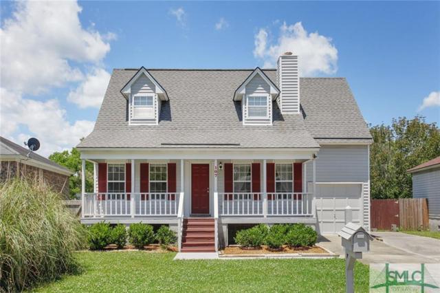 107 Dry Dock Court, Savannah, GA 31410 (MLS #207435) :: Coastal Savannah Homes