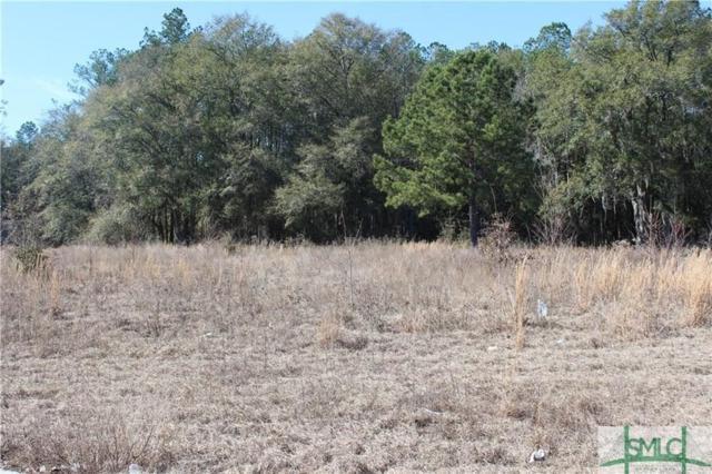 0 Hwy 21 Highway, Springfield, GA 31329 (MLS #207446) :: Coastal Savannah Homes