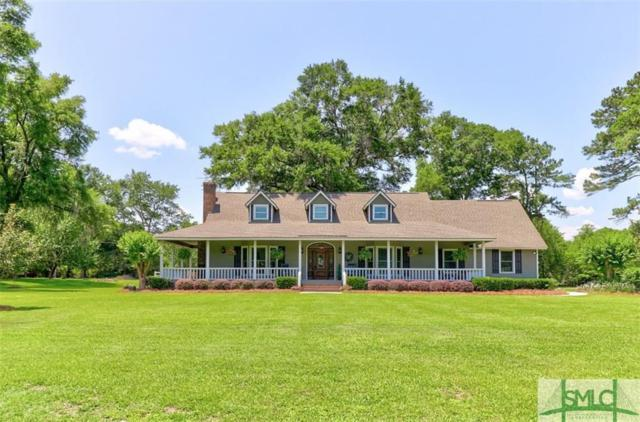 677 Sisters Ferry Road, Clyo, GA 31303 (MLS #207462) :: The Sheila Doney Team