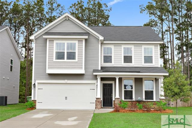 112 Tanzania Trail, Pooler, GA 31322 (MLS #207493) :: Coastal Savannah Homes