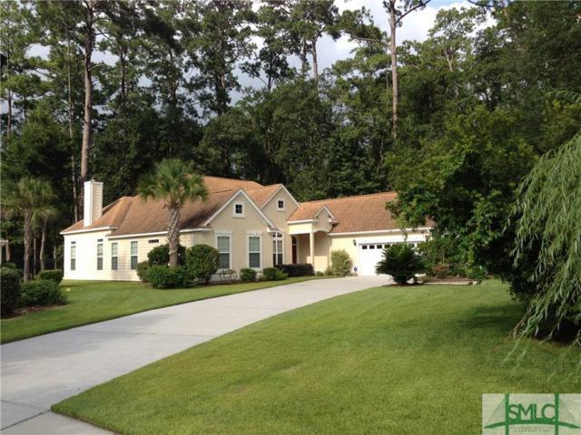 206 Coffee Pointe Circle, Savannah, GA 31419 (MLS #207506) :: Coastal Savannah Homes