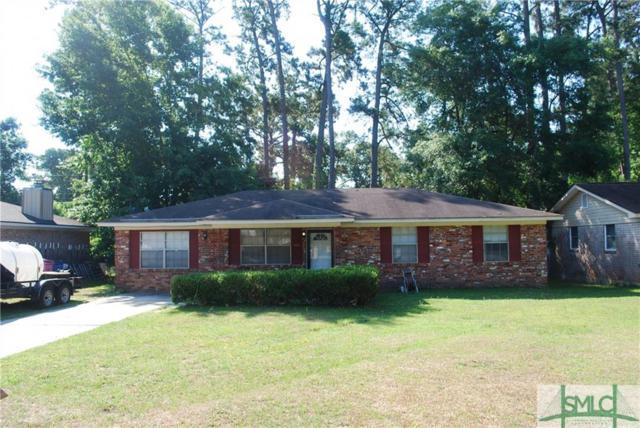 107 Wassaw Road, Savannah, GA 31410 (MLS #207513) :: Coastal Savannah Homes