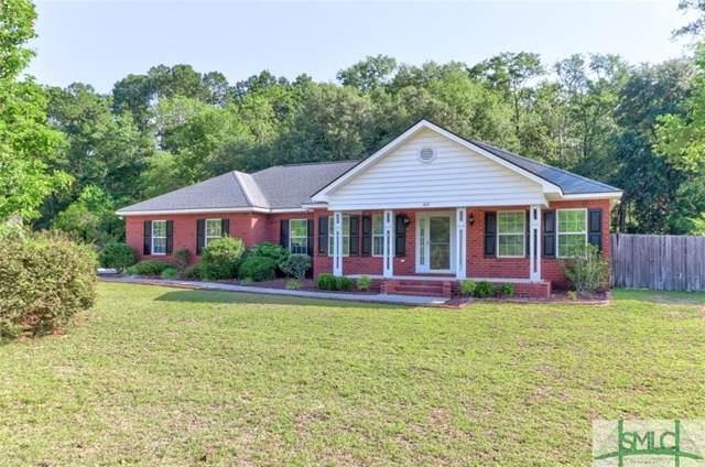412 Sir Arthur Court, Guyton, GA 31312 (MLS #207516) :: Coastal Savannah Homes