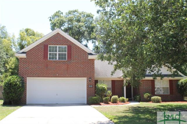 154 Druid Circle, Savannah, GA 31410 (MLS #207517) :: Coastal Savannah Homes
