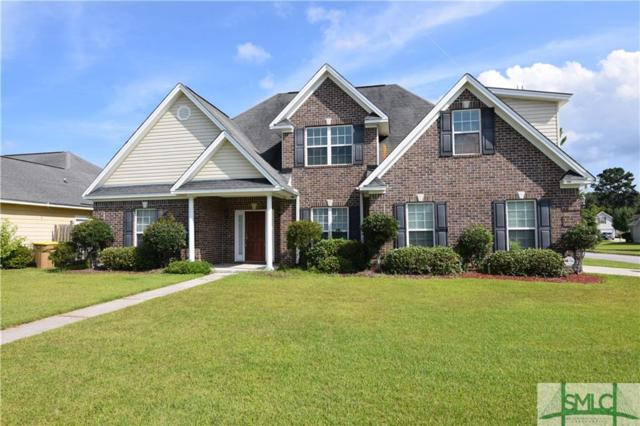 590 Bristol Way S, Richmond Hill, GA 31324 (MLS #207532) :: Coastal Savannah Homes