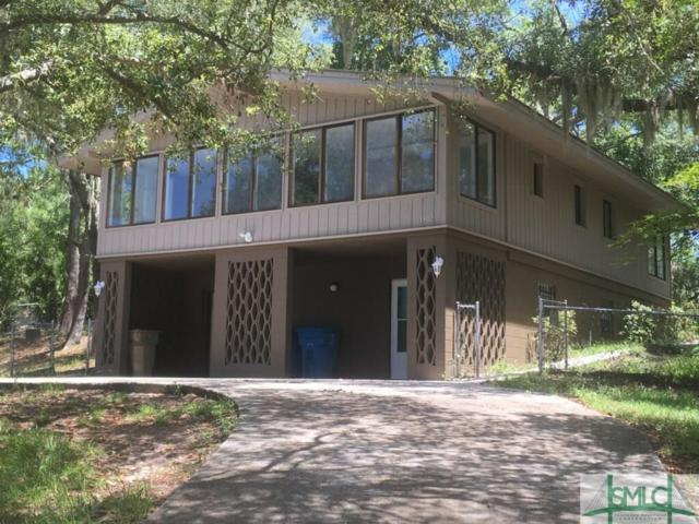 1102 Bay Street, Tybee Island, GA 31328 (MLS #207543) :: McIntosh Realty Team