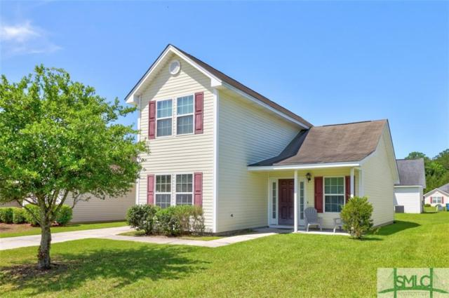 23 Lagan Lane, Port Wentworth, GA 31407 (MLS #207544) :: Coastal Savannah Homes