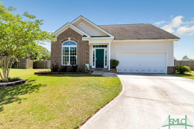 167 Alexander Way, Richmond Hill, GA 31324 (MLS #207548) :: Coastal Savannah Homes