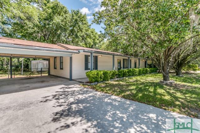 604 E Montgomery Road, Savannah, GA 31406 (MLS #207552) :: Coastal Savannah Homes