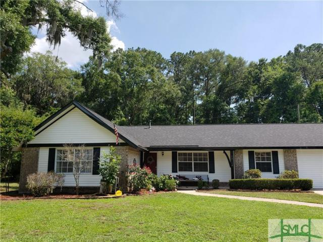 13112 Spanish Moss Road, Savannah, GA 31419 (MLS #207553) :: Coastal Savannah Homes