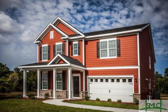 116 Royal Palm Circle, Pooler, GA 31322 (MLS #207554) :: The Arlow Real Estate Group